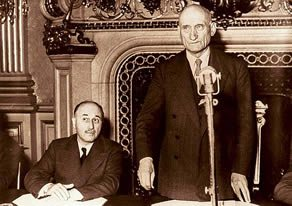 Schuman and Monnet